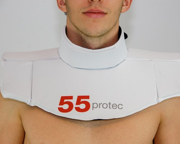 55protec Throat Protection